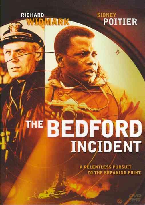 BEDFORD INCIDENT BY WIDMARK,RICHARD (DVD)