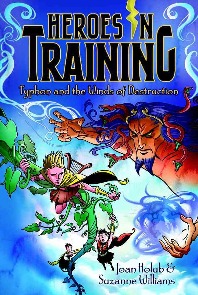 Typhon and the Winds of Destruction By Holub, Joan/ Williams, Suzanne