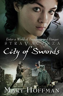 City of Swords By Hoffman, Mary